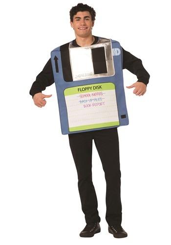 Adult Floppy Disk Costume