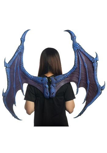 Ultimate Ice Blue Dragon Wings