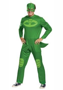 PJ Masks Adult Gekko Classic Costume