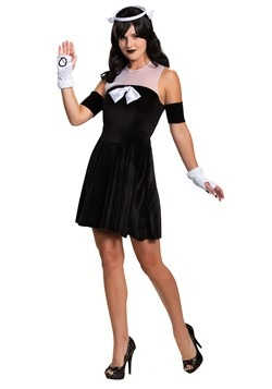Bendy and the Ink Machine Womens Alice Angel Classic Costume