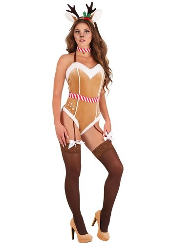 Women's Sexy Reindeer Costume