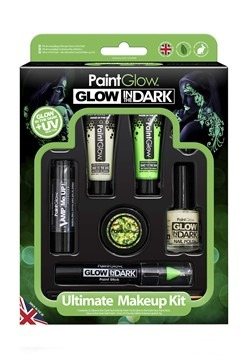 Glow in the Dark Makeup Kit