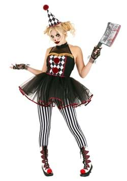 Women's Twisted Clown Costume_update