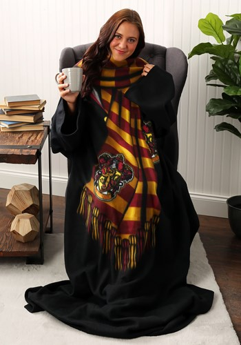 Harry Potter Winter Potter Comfy Throw