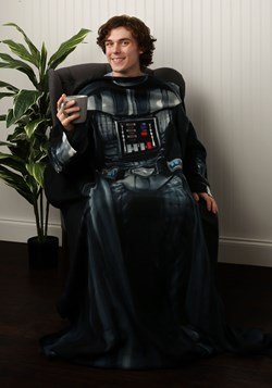 Darth Vader Adult Comfy Throw