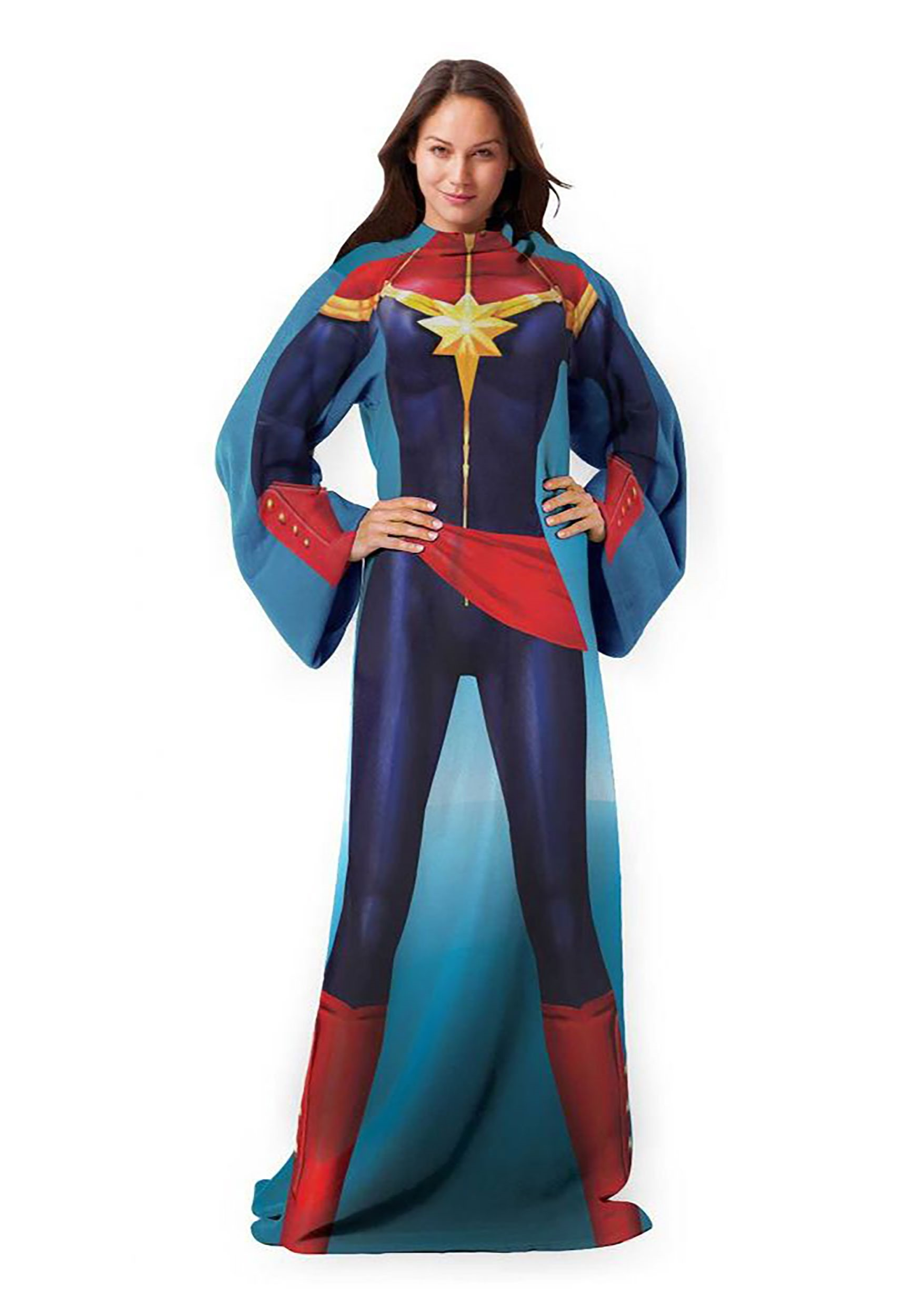 Adult Comfy Throw Avengers Mighty Captain Marvel Shop for captain marvel costumes at walmart.com. avengers mighty captain marvel adult comfy throw