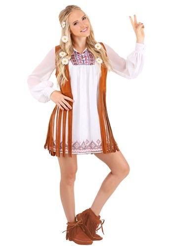 Women's 70's Free Spirit Costume