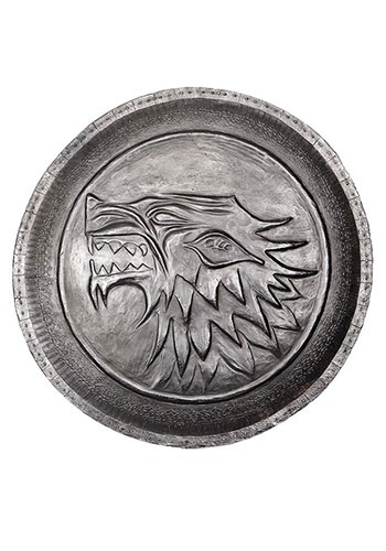 Game of Thrones Stark Shield Pin