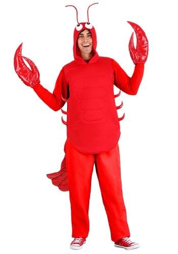 Adult's Fresh Lobster Costume