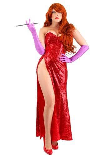Women's Scarlet Singer Costume
