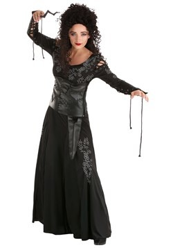 Harry Potter Womens Plus Bellatrix Lestrange Costu