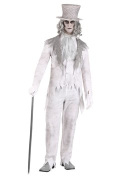 Men's Victorian Ghost Costume
