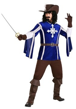 Men's Mighty Musketeer Costume