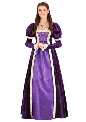 Women's Regal Maiden Costume Main