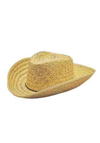 Straw Cowboy Hat