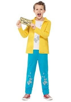 Willy Wonka Child Charlie Bucket Costume