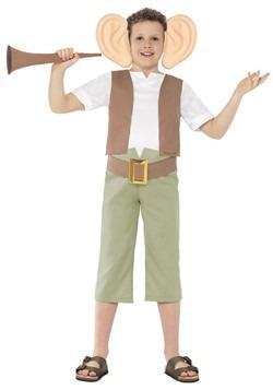 Roald Dahl Child BFG Costume