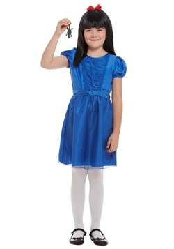 Roald Dahl Girls' Matilda Costume
