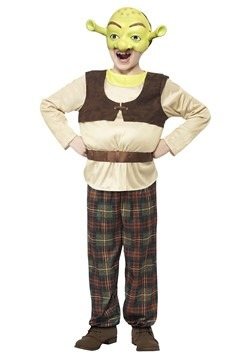 Shrek Kids Shrek Costume
