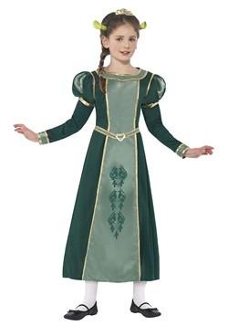 Shrek Girls Fiona Costume