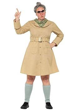 Matilda Women's Miss Trunchbull Costume update