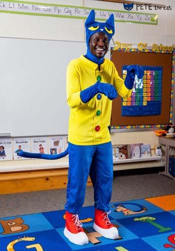 Adult Pete the Cat Costume