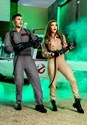 Ghostbusters 2: Men's Plus Size Cosplay Costume
