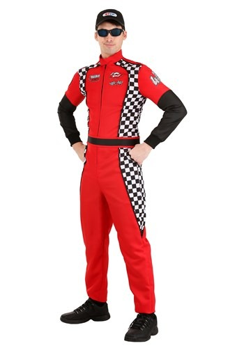 Plus Size Men's Swift Racer Costume Main