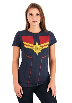 I AM CAPTAIN MARVEL-NAVY
