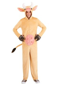 Adults Brown Cow Costume