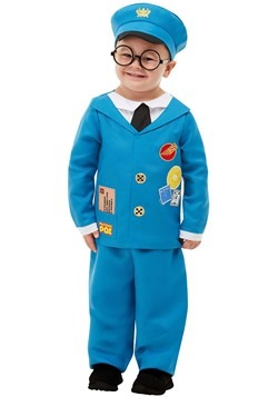 Toddler Postman Pat Costume