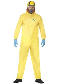 Men's Breaking Bad Hazmat Costume