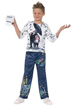 David Walliams Child Billionaire Boy Costume