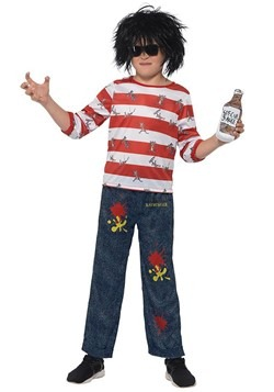 David Wailliams Child Ratburger Costume
