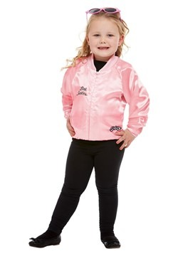 Grease Toddler Pink Ladies Costume