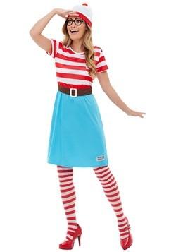 Where's Wally? Adult Wenda Costume