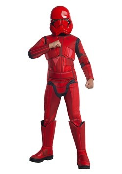 Star Wars Kids Deluxe Sith Trooper Costume