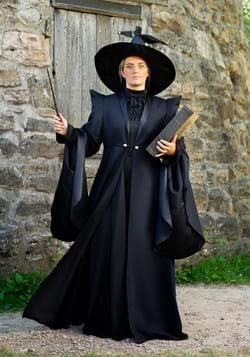 Deluxe Harry Potter Mcgonagall Plus Size Costume