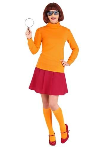 Women's Classic Scooby Doo Velma Costume