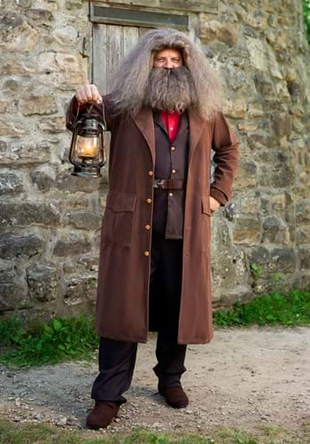 Plus Size Deluxe Harry Potter Hagrid Costume1