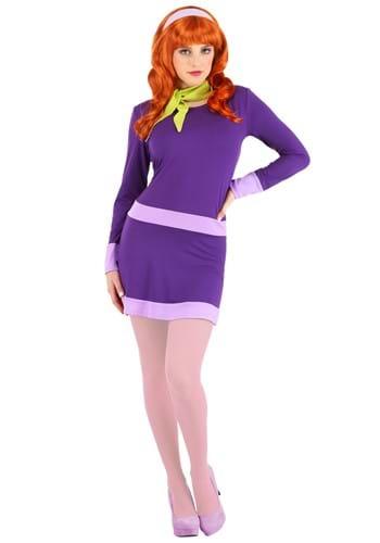 Classic Women's Scooby Doo Daphne Costume Update 1