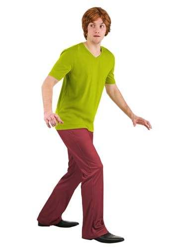 Men's Classic Scooby Doo Shaggy Costume