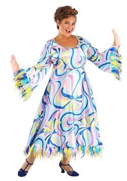 60s Mama Plus Size Costume