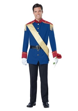Men's Storybook Prince Costume