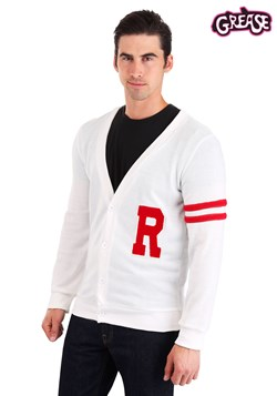 Deluxe Grease Rydell High Men's Plus Size Letterman Sweater