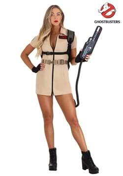 Womens Ghostbusters Shirt Dress Costume
