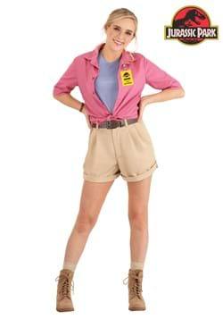 Women's Jurassic Park Ellie Sattler Costume Update 1