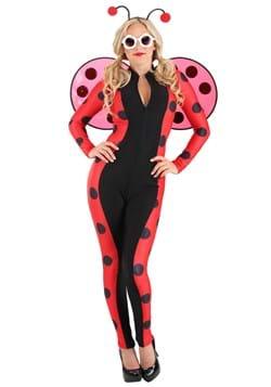Women's Luscious Ladybug Costume Main