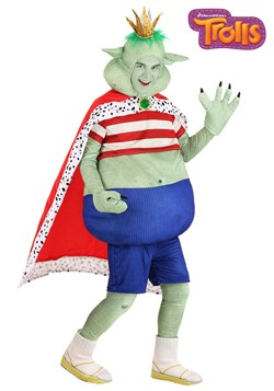 Men's Prince Gristle Trolls Costume