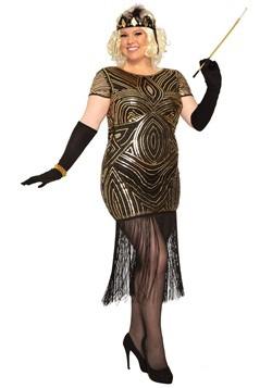 Women's Art Deco Flapper Dress Costume